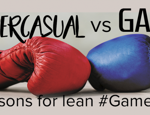 ARTICLE: Hypercasual vs GAAS – Lessons For Lean #Gamedev