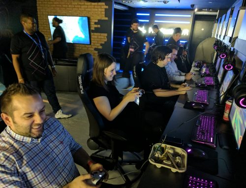 ARTICLE: Let's Play Together: Building Games Communities