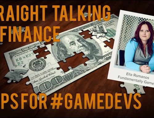 WEBINAR: 5 Tips For Game Devs: Straight Talking On Finance