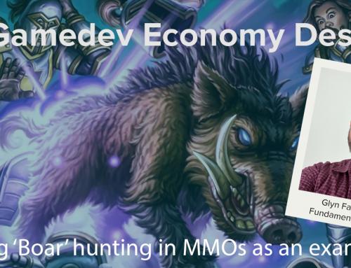 WEBINAR: Gamedev Economy Design
