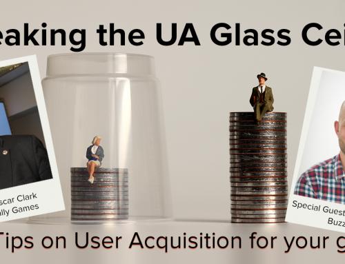 WEBINAR: Breaking the UA Glass-Ceiling